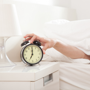 Not sleeping enough affects your hormones